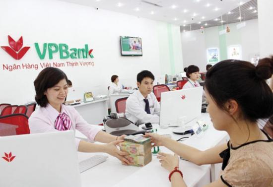 Vay tín chấp VPBank 2019, Vay tiền mặt ngân hàng VPBank