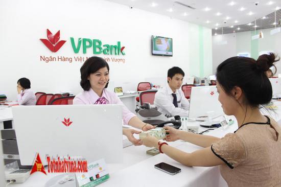 VPbank cho Vay tín chấp dành cho khách hàng có thu nhập từ lương