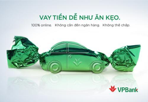 Vay tín chấp VPbank 100% Online Không cần đến ngân hàng