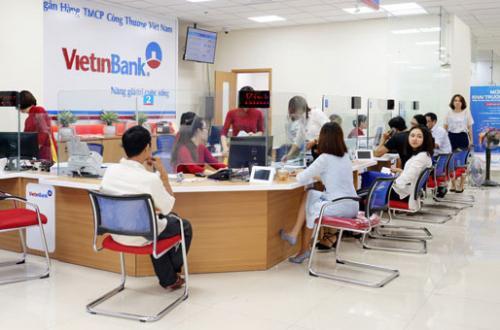 Vay vốn ngân hàng không cần thế chấp Vietinbank