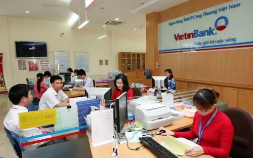 Vietinbank Cho vay phát hành thẻ tài chính cá nhân