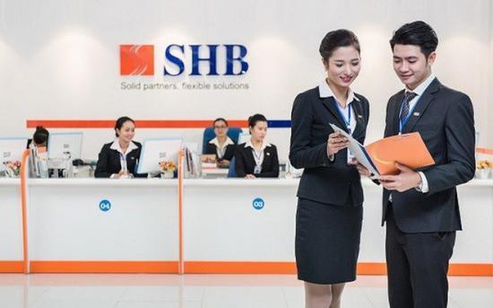 Vay tiền ngân hàng SHB