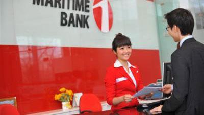 Thêm kênh thanh toán dư nợ thẻ tín dụng tại Maritime Bank