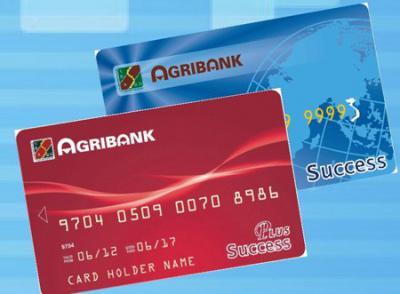 Thẻ tín dụng agribank