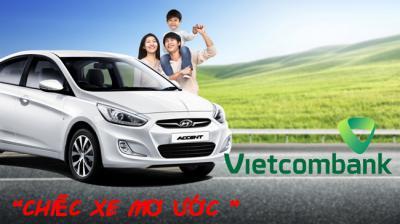 Vay mua ô tô Vietcombank
