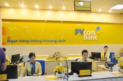 Vay thấu chi PVcomBank không cần tài sản đảm bảo