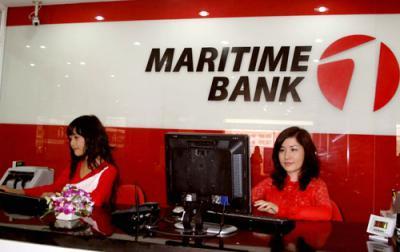 Vay tiêu dùng có tài sản đảm bảo Maritime bank