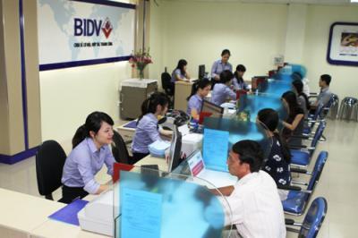 Vay tiêu dùng không có tài sản bảo đảm BIDV