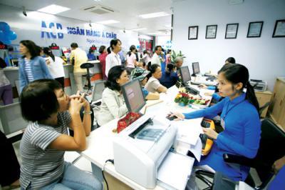 Vay tiêu dùng cá nhân ngân hàng ACB