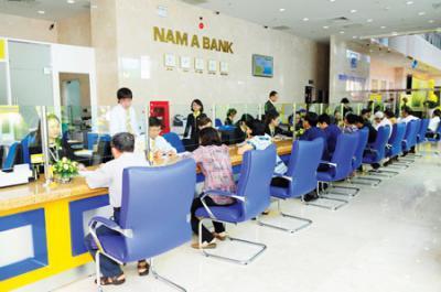 Vay tiêu dùng tín chấp Nam A Bank