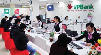 Vay tín chấp cá nhân ngân hàng VPbank năm 2018