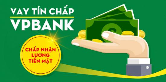 Lãi suất vay tín chấp VPBank 2021