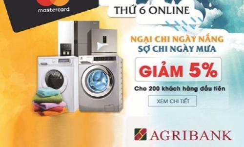 Ưu đãi dành cho chủ thẻ tín dụng Agribank