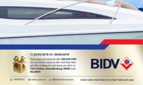 BIDV triển khai chương trình khách hàng ưu tiên với nhiều ưu đãi hấp dẫn