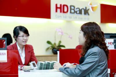 Cho vay tiêu dùng tín chấp HD Bank