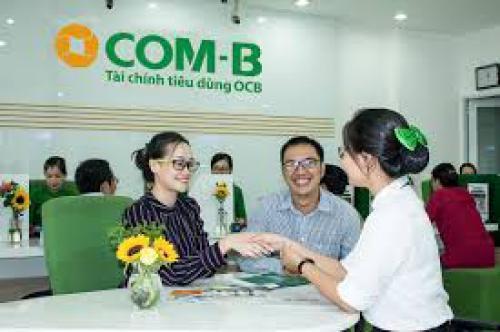 COM B Tài chính tiêu dùng OCB