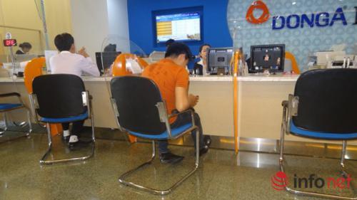 DongA Bank cho Vay tiêu dùng, sinh hoạt