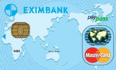Đi Grab miễn phí với Eximbank MasterCard