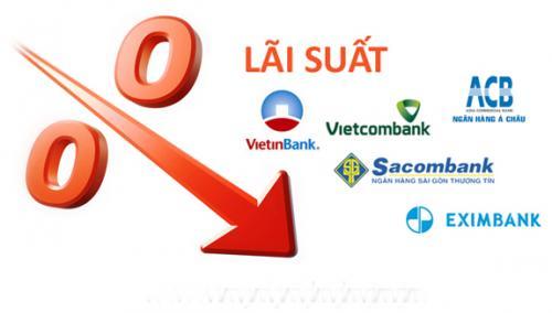 Lãi suất vay ngân hàng nào thấp nhất