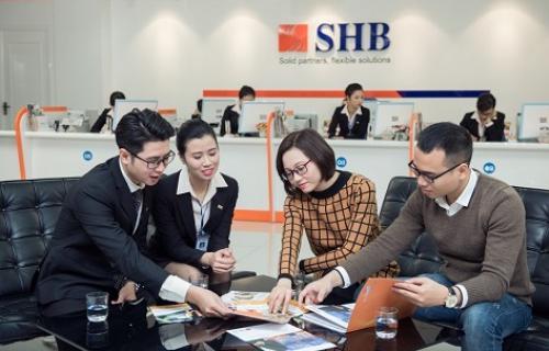 SHB giảm lãi suất vay ngắn hạn VND xuống tối đa 6%/năm