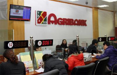 Lãi suất cho vay tín chấp Ngân hàng Agribank năm 2017