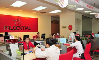 Lãi suất vay tín chấp Prudential hiện nay 2016