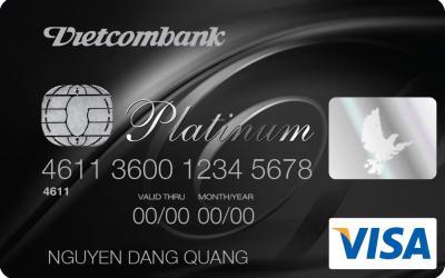 Thẻ tín dụng quốc tế vietcombank