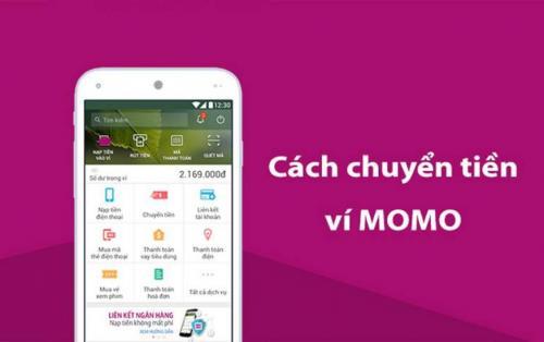 Ví điện tử MoMo có rút tiền được không?