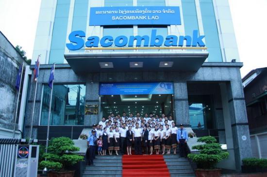 Sacombank tăng lãi suất huy động, giảm lãi suất cho vay