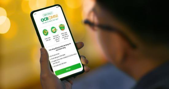Ứng dụng eKYC mở tài khoản chi lương trực tuyến trên OCB OMN