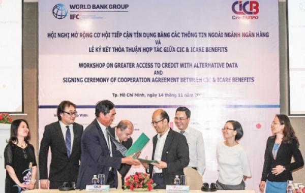 Quỹ tín dụng hào hứng kết nối thông tin
