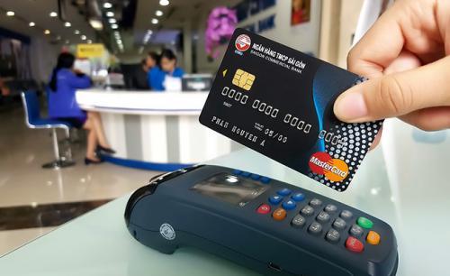 Giảm 5% khi thanh toán học phí bằng thẻ quốc tế SCB