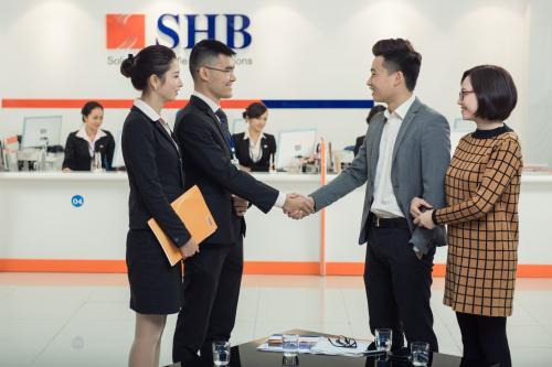 SHB chi nhánh mới