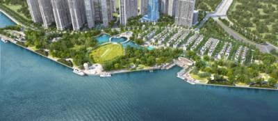 SHB cho vay mua căn hộ tại Vinhomes Central Park lãi suất 0%