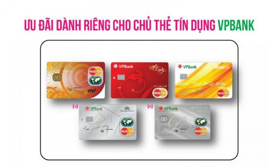 tăng hạn mức thẻ tín dụng vpbank