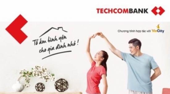vay vốn techcombank