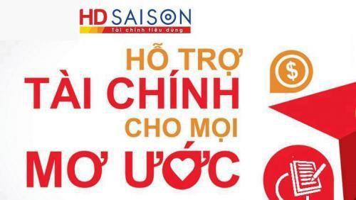Thủ tục vay tiêu dùng HD Saison
