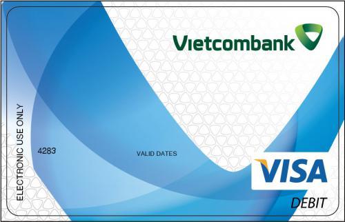 Thủ tục làm thẻ tín dụng Vietcombank Visa