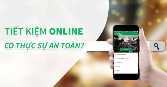 VPBank tặng thêm 0,5% lãi suất cho khách hàng gửi tiết kiệm online