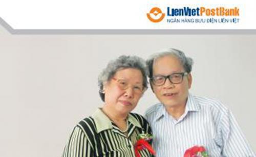 Lienvietpostbank Tín dụng hưu trí