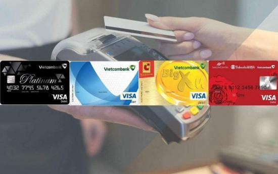 Trả góp qua thẻ tín dụng Vietcombank
