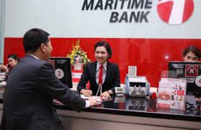 Lãi suất vay mua ô tô Maritime bank chỉ 5,99%/năm