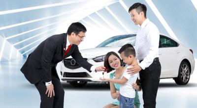 Vay mua ô tô Hà Nội