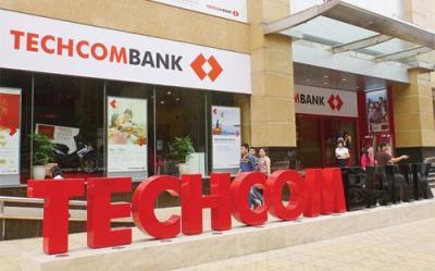 Vay thấu chi không có tài sản đảm bảo Techcombank
