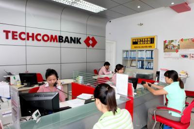 Vay vốn thế chấp Ngân hàng Techcombank