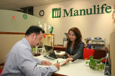 Vay tiền theo hợp đồng bảo hiểm Manulife
