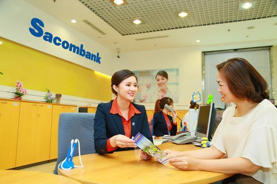 Vay theo lương Sacombank
