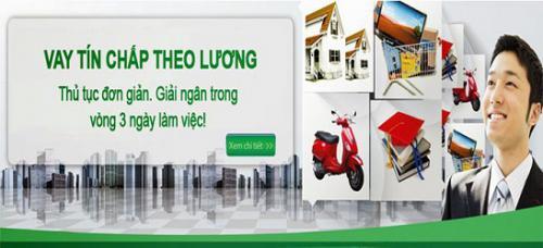 Vay tín chấp theo lương tại Bắc Ninh