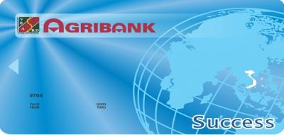 Agribank Cho vay phát hành thẻ tín dụng