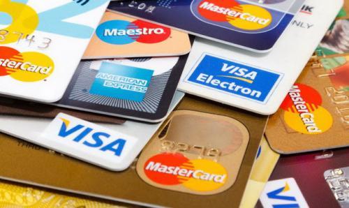 Vay tiền qua hạn mức thẻ tín dụng ATM